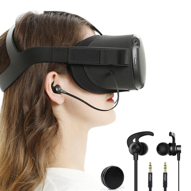 oculus quest earbuds