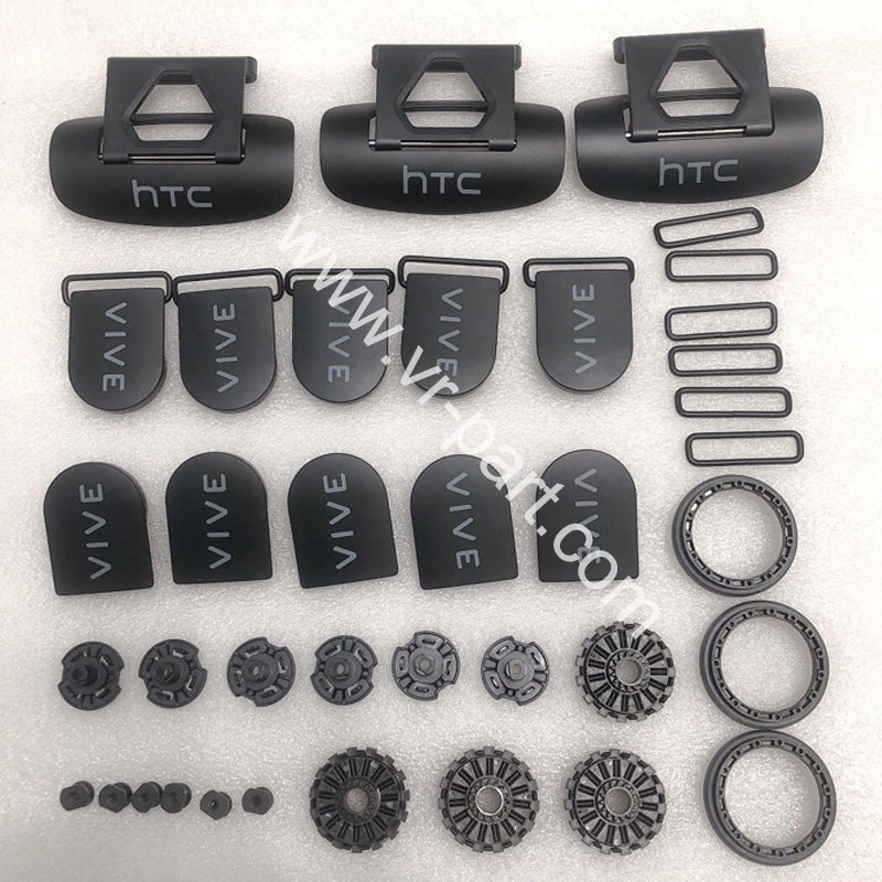 htc vive buckle clips