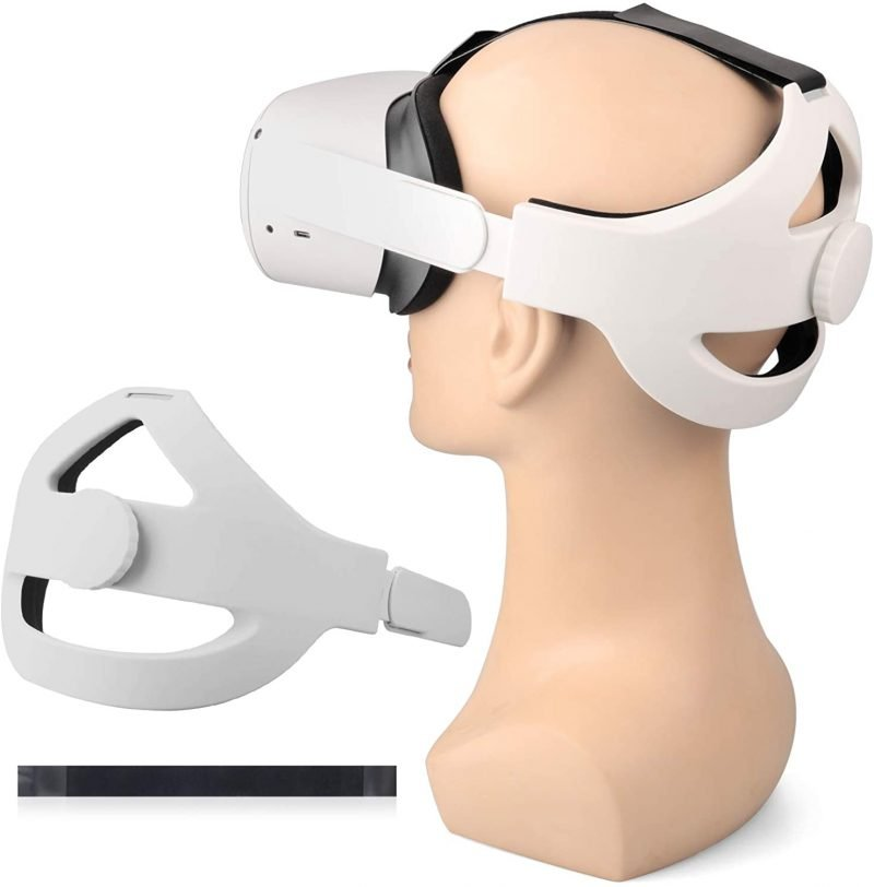 oculus quest 2 adjustable strap