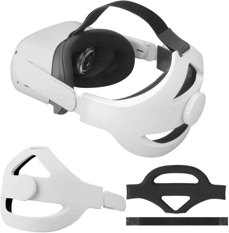 oculus quest 2 alternative strap